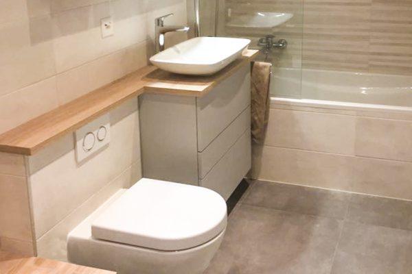Salle de bains Installation-Modifier